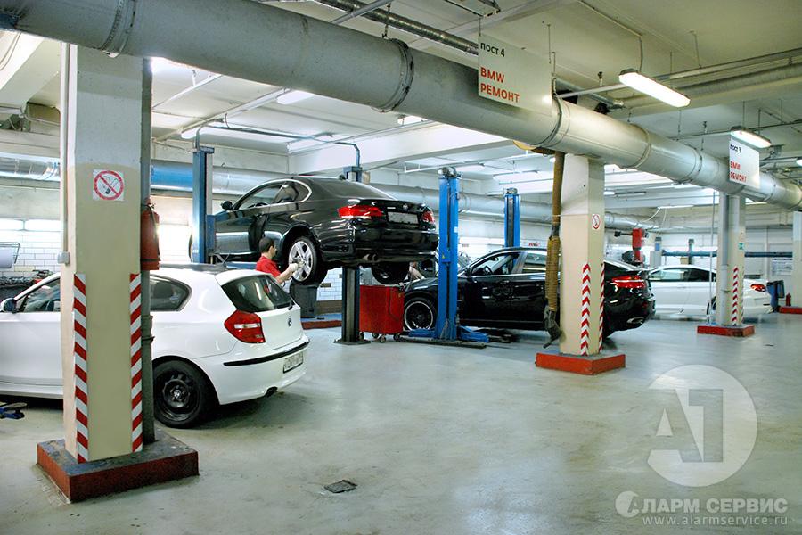 Каким обязан быть автосервис по ремонту и техобслуживанию BMW