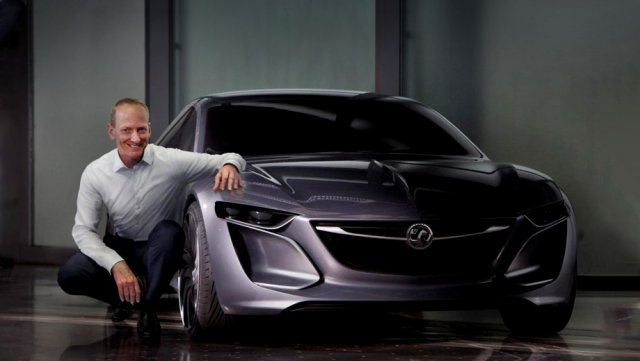 Опель планирует представить купе Monza