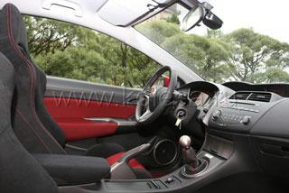 Honda Цивик. R-фактор