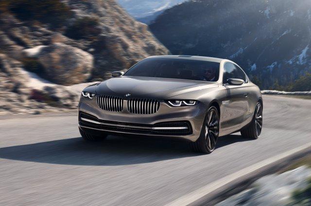 BMW вместе с Pininfarina сделали изумительный концепткар