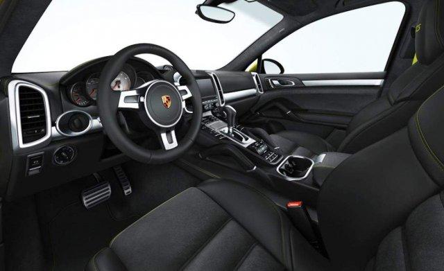 Дебют Porsche Macan в Лос-Анджелесе