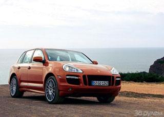 Porsche Cayenne - расширьте свой кругозор
