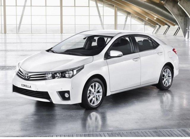 Новое поколение Toyota Corolla скоро в России
