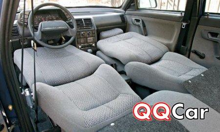ВАЗ 2111 и ВАЗ 2112 — как снять сиденье?