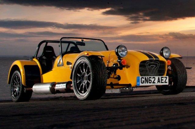 Caterham представит новый спортивный автомобиль в 2017