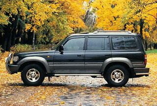 Тоета Land Cruiser 80 - $16500-46000