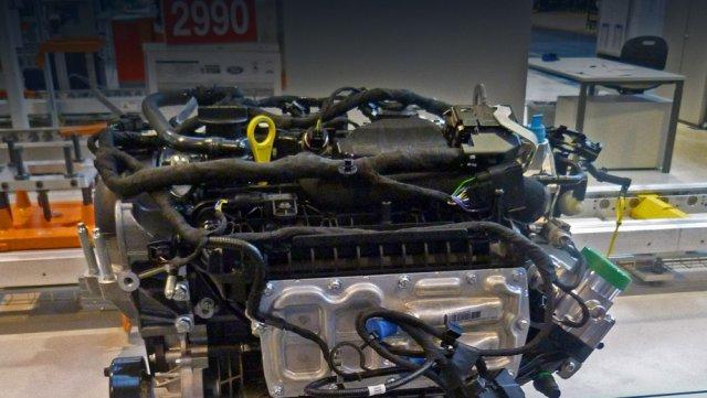 Новый мотор для Ford Mondeo