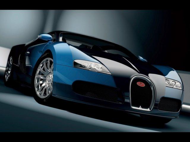 Bugatti создает самую мощную Veyron