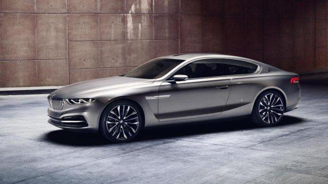 Компания BMW создает новый 8-Series