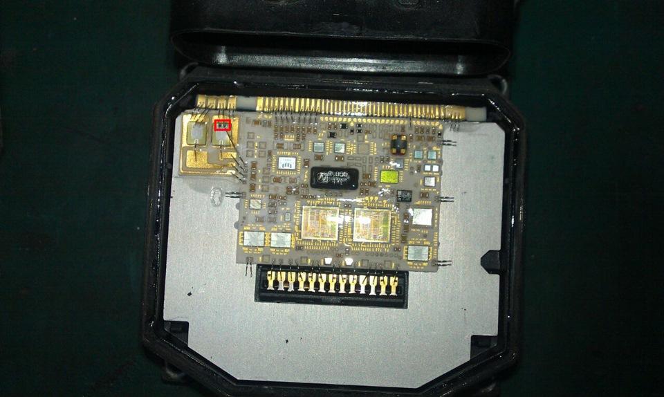 Ремонт установки DSC (ABS) на BMW 5 E39