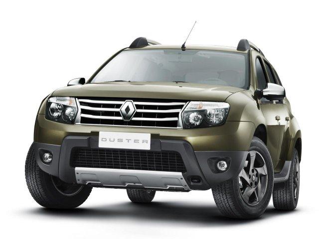 Стоимость Renault Duster вызывает взрывной рост продаж