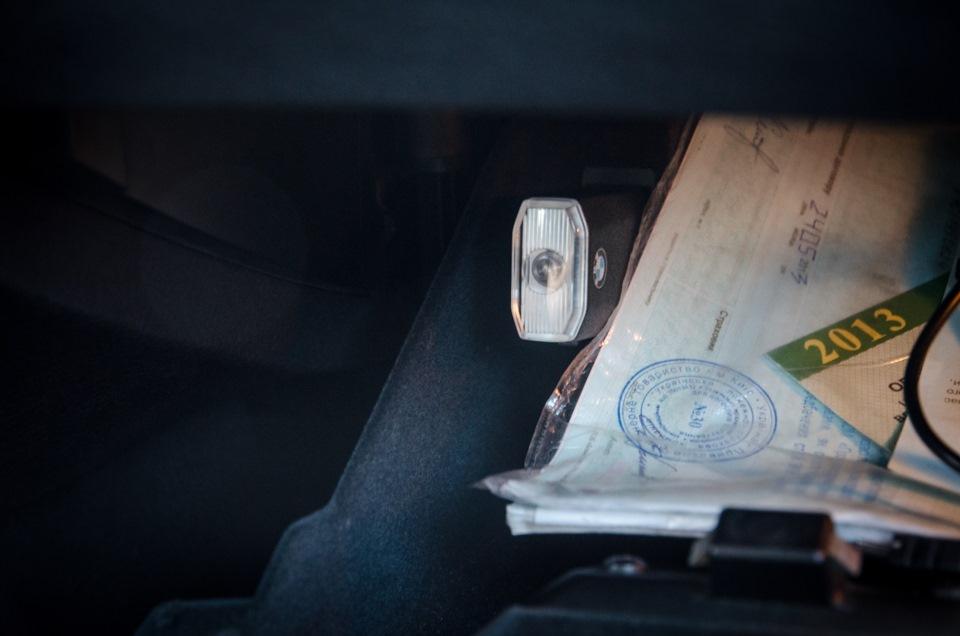 Фонарик BMW обязан быть в вашем бардачке!