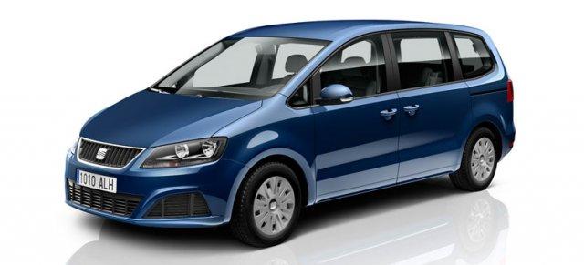 SEAT Alhambra начал официально продаваться в Рф
