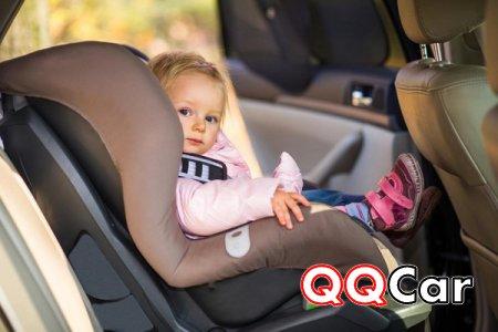 Как выбрать детское кресло в машину