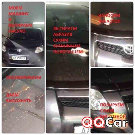 Аквастоп для авто - охрана лакокрасочного покрытия кара