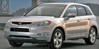 Тест-драйв Acura RDX: скрытые потенциалы i-VTEC Turbo