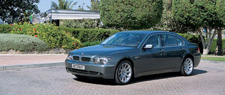 BMW 7 серия - Шестисотая