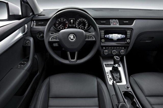 Skoda Octavia RS: официальное представление