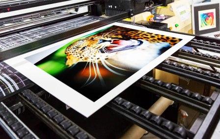 Что такое интерьерная печать?